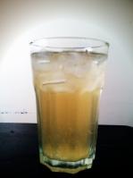 Coconut water & rum