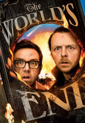 "Movie Review: ""The World's End"""