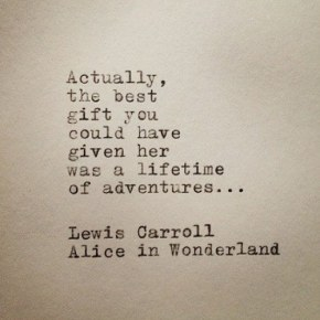 Love The Adventure