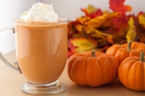 The Pumpkin Pie Double-Header Part 2: The Smoothie