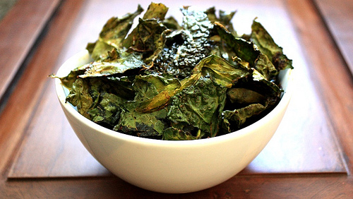 Cred: Kale Chips by Well of Health via Flickr