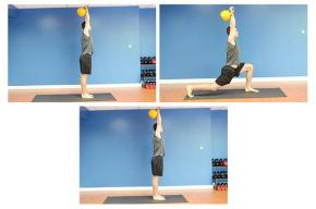 Fitness Fridays: Lunges