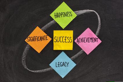 components of success, concept